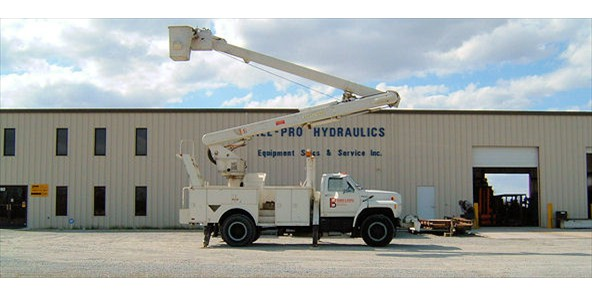 Di-electric testing for bucket trucks and more